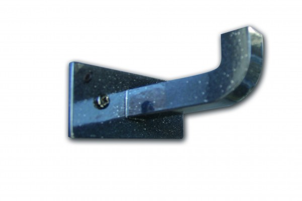 Mantelhaken ROM - Schwarz